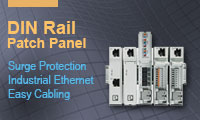 Banner Din Patch Panel