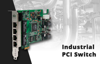 Banner industrial pci