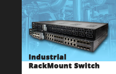 Banner rackmount switches
